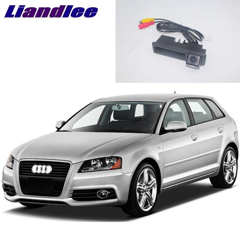 LiandLee Car Trunk Handle Rear View Reversing Parking