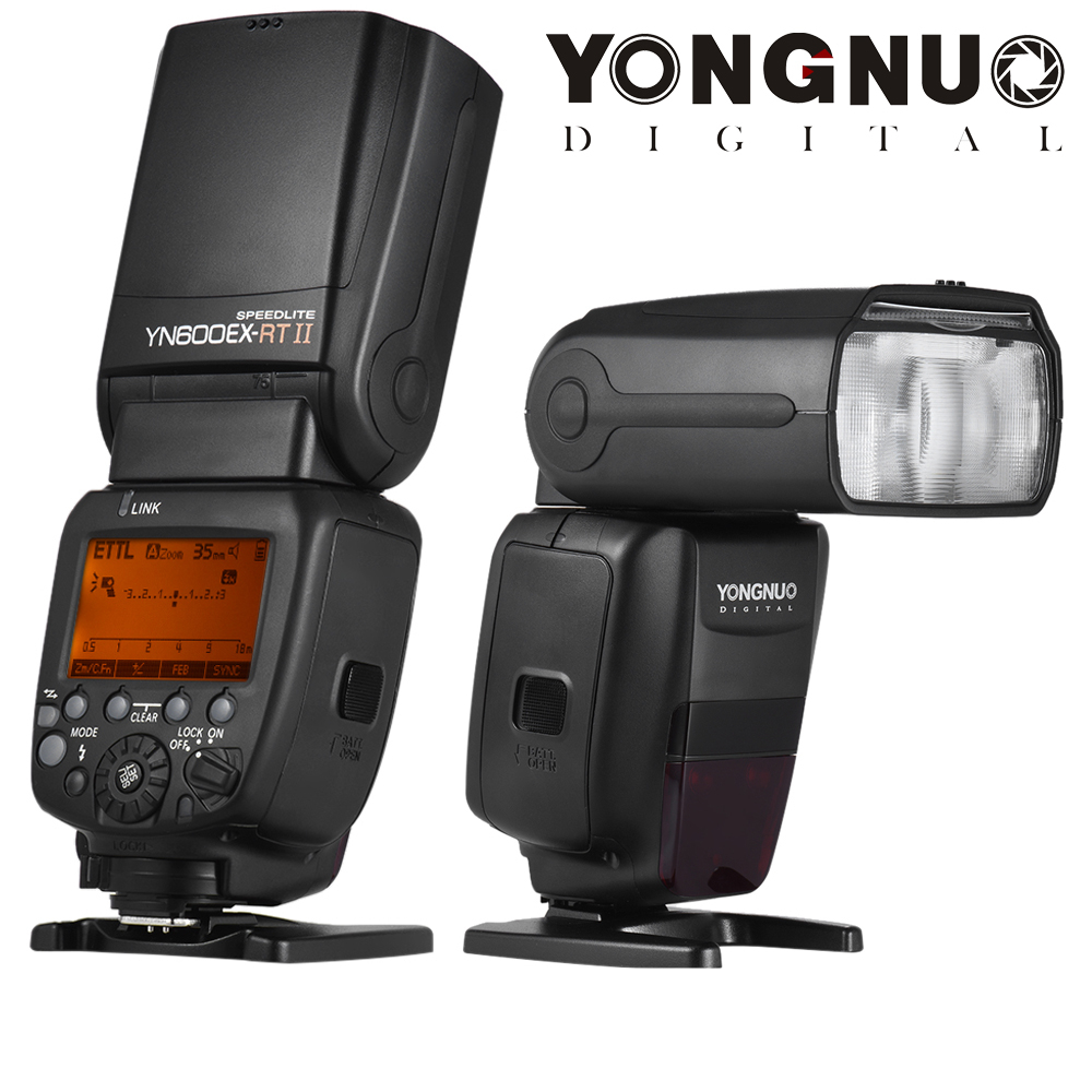 YONGNUO-YN600EX-II-Master-TTL-Flash-Speedlite-per-la-Macchina-Fotografica--2-4G-Wireless-1_