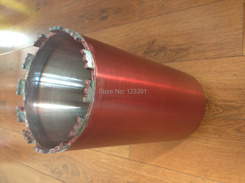 Promotion sale of 1pc Laser copper welded 102*350 mm diamond Drill bits core bit  for drilling on marble/granite/cocrete/wall promotion sale of copper welded m22 connector 102 350 10mm diamond drill bits core bit for drilling marble granite cocrete wall