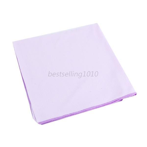 70*140 см большое полотенце для ванны быстросохнущее микрофибра Спорт Пляж плавать путешествия Кемпинг мягкое полотенце s - Цвет: light purple