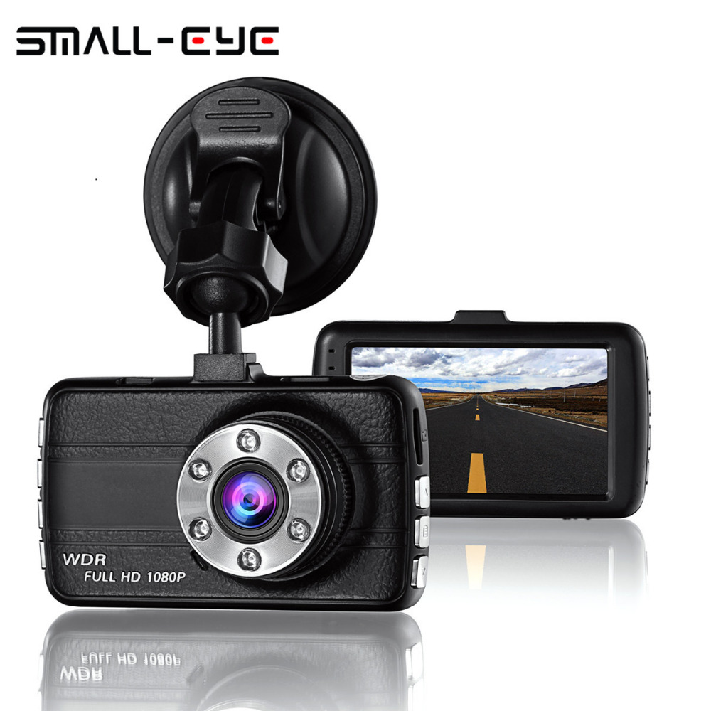 SMALL EYE Dash Cam Car Dvr Camera for Drivers Full HD 1080P Camera Recorder with Night