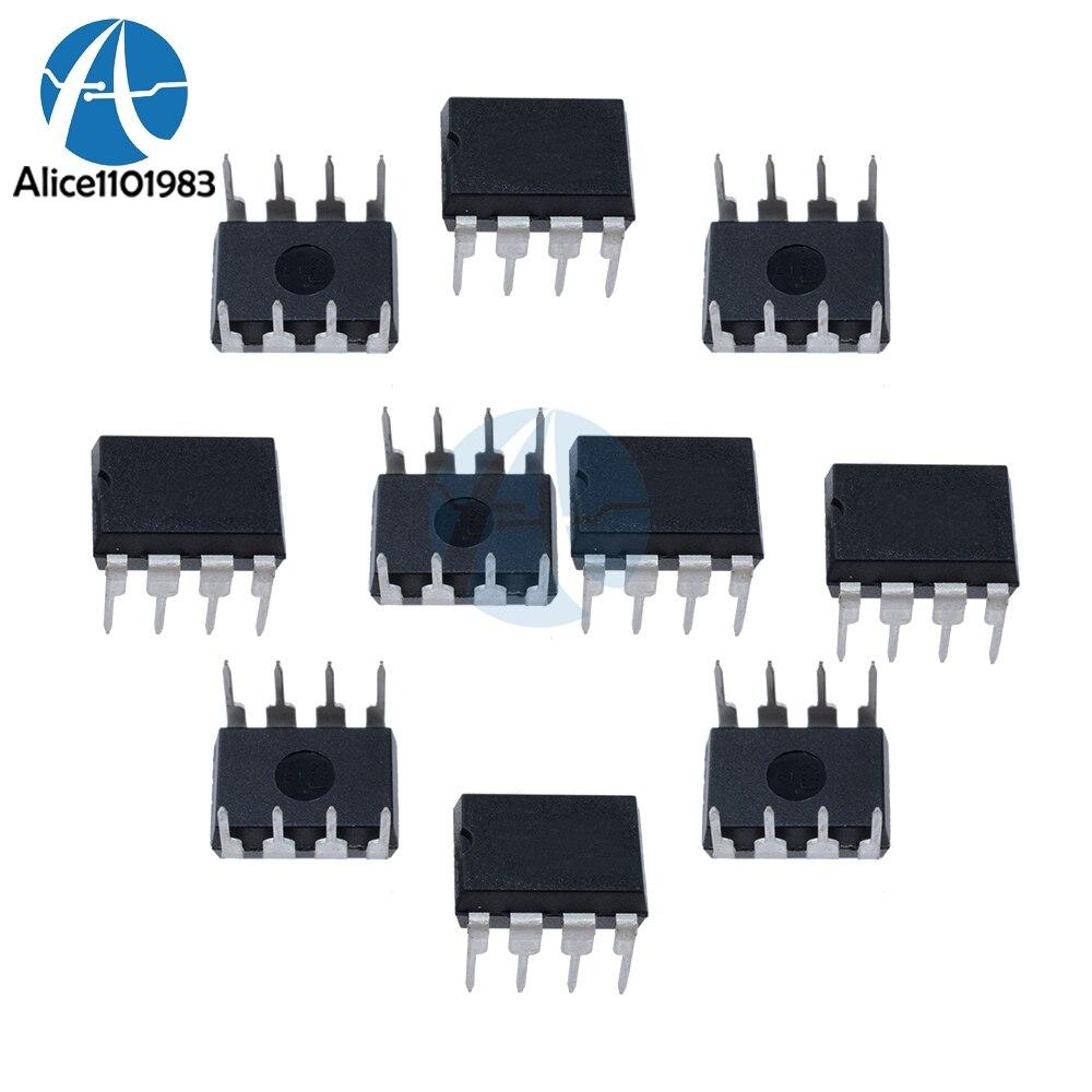 Diy Kit 555 Multibrator Suite Ne555 Astable Circuit Practical Led Timer Indicator For Board Games Electronic 100pcs Ne555p Ne Dip 8 Single Bipolar Timers Ic Chip