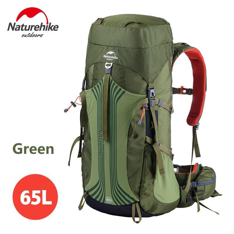 65L Trekking Rucksack Wanderrucksack Reiserucksack Outdoor Camping Backpack