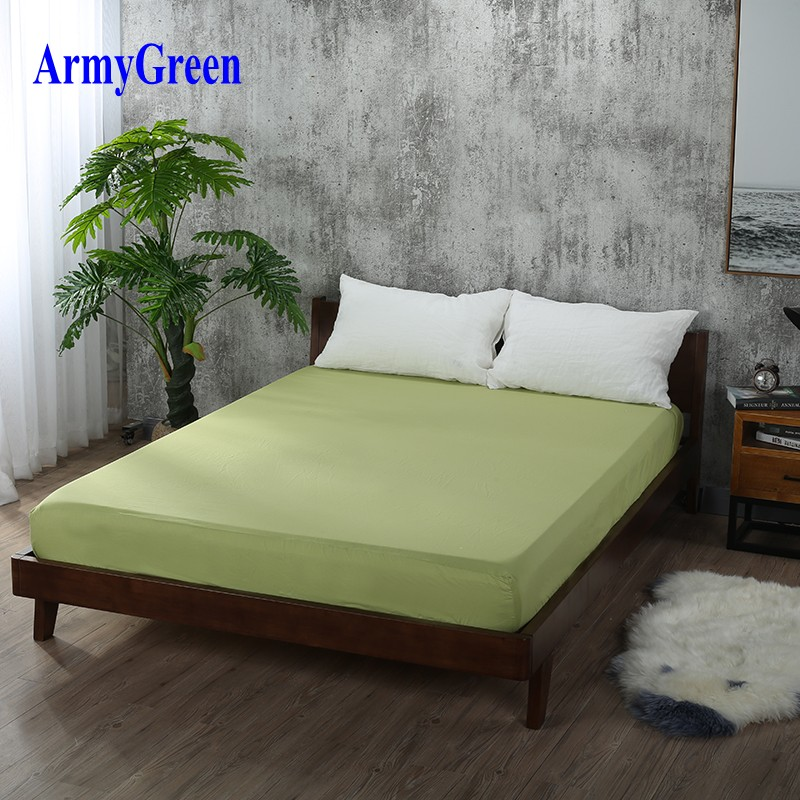 ArmyGreen bed sheet
