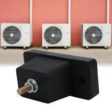 Condizionatore daria di Shock Pad di Base Shock Proof Ammortizzatore Del Piede per Esterno 1 P/1.5 P/2 P /3 P/5 P Aria Condizionata Staffa