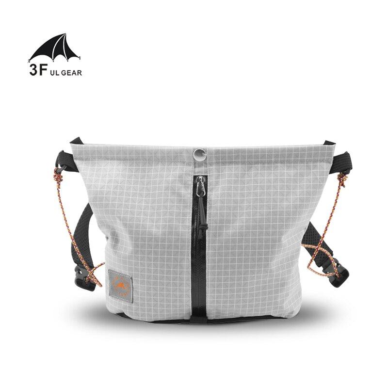3F UL GEAR sac à dos de vie SIMPLE xpac Anti-vol Mini sac à bandoulière sac à dos en plein air Camping sac ultra-léger