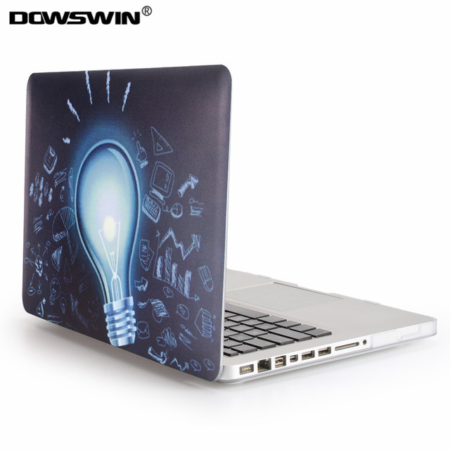 newest ace9e 7116b US $13.89 |DOWSWIN for macbook pro 13 case , for Macbook PC Hard Cover with  transparent back cover for macbook 13 inch case with DVD drive-in Laptop ...