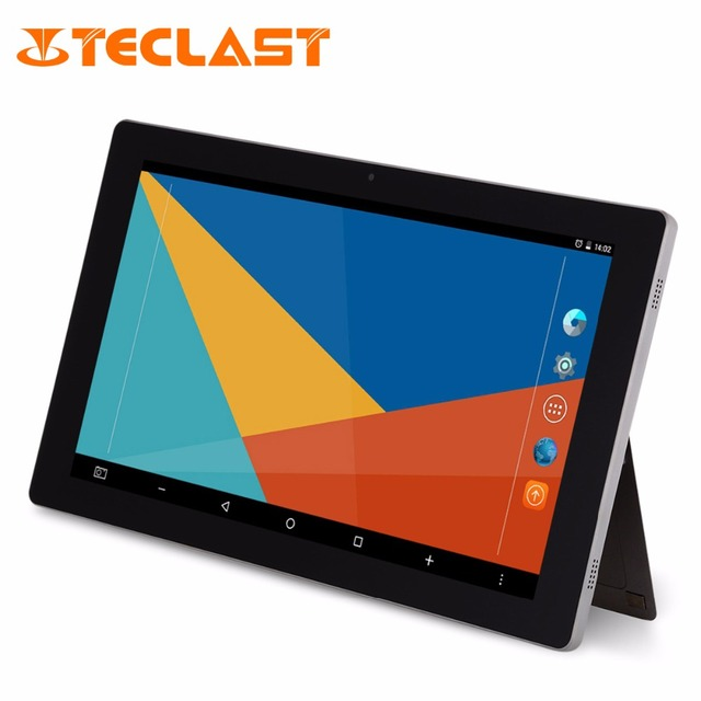 "Teclast Tbook 16 Power 8G RAM+64G ROM Windows 10+Android 6.0 Intel X7-Z8750 Quad Core 11.6"" 1920*1080 2 in 1 Ultrabook Tablet PC"