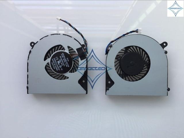 الأصلي جديد ل فوجيتسو A514 A544 A556 AH544 AH564 DFS531105MC0T FC5P 6033B0032201 4pin وحدة المعالجة المركزية مروحة تبريد