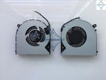 Original nuevo para Fujitsu Lifebook A514 A544 A556 AH544 AH564 DFS531105MC0T FC5P 6033B0032201 4pin portátil ventilador de refrigeración de la cpu