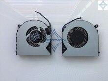 Oryginalny nowy dla Fujitsu Lifebook A514 A544 A556 AH544 AH564 DFS531105MC0T FC5P 6033B0032201 4pin wentylator do chłodzenia procesora laptopa