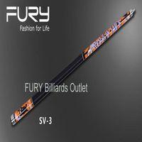 Fury SV II Series Pool Cue Model SV 03 9 Ball Billiard Cue Stick Street Painting