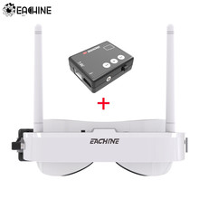 Eachine EV100 720*540 5,8G 72CH FPV очки белые с мини DVR 7,4 V 1000mAh батарея камера аксессуары для Дронов наборы