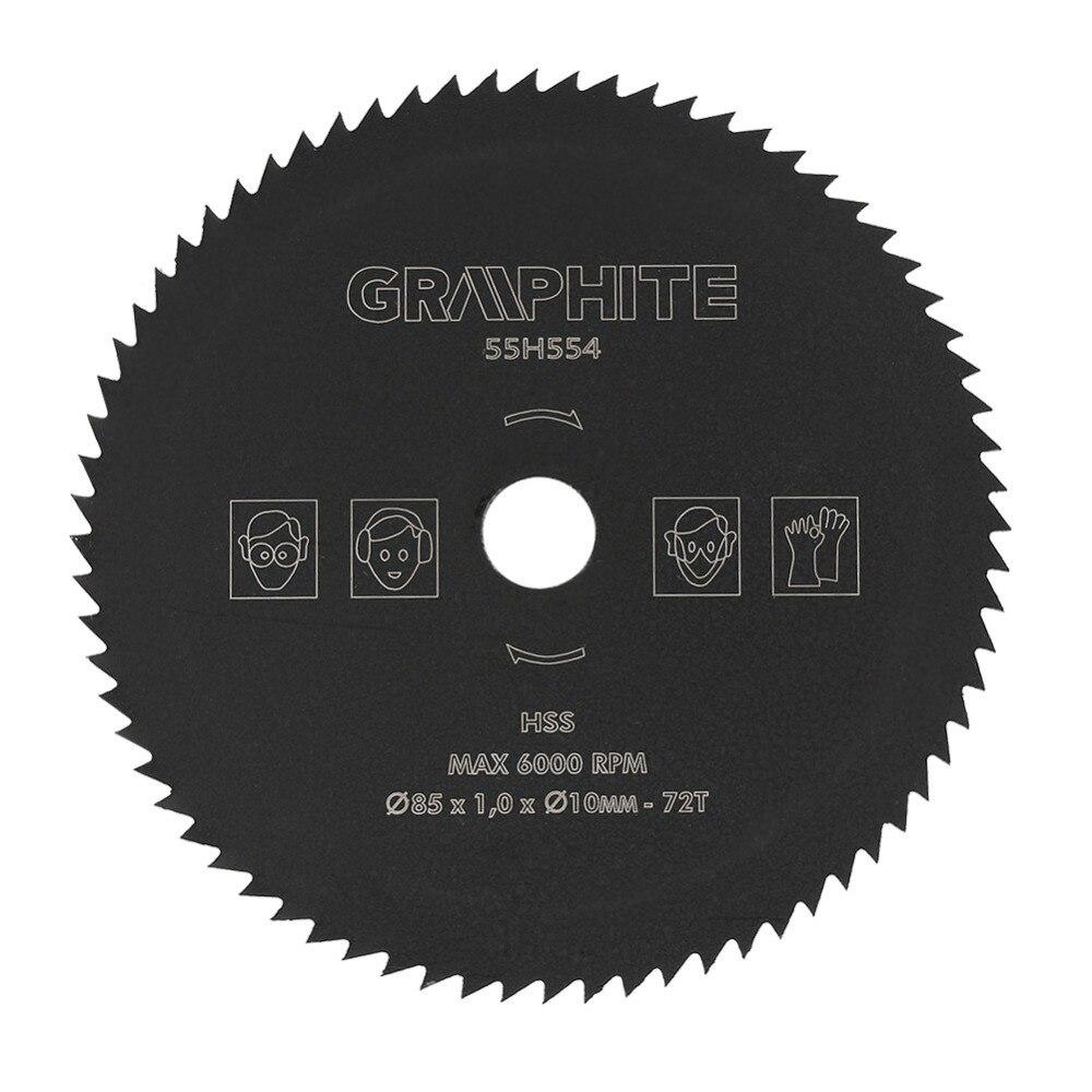 85mm*10mm 72T HSS Circular Saw Blade Cutting Disc Wheel For Wood Metal HSS Circular Saw Blade Rotary Power Tool Wood Cutting Dis
