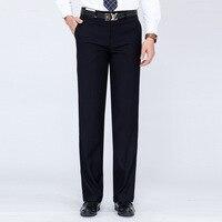 весна 2017 г. новое платье брендовые мужские штаны морщин счетчик тонкий шерсти штаны костюм группы