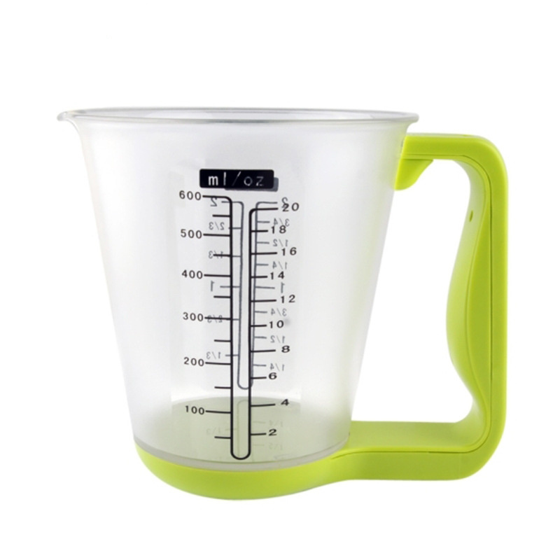 Digital Cup Scale Electronic Kitchen Measuring Cups With