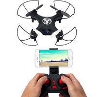 Dwi Dowellin X3 RC Mini Drone With HD Camera WiFi Phone Control Live Video Transmitter RC