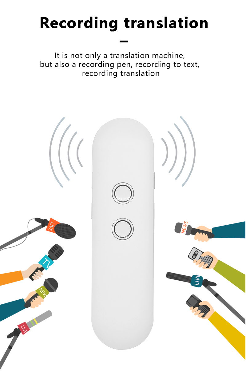 Portable Instant Real-time language translator 42