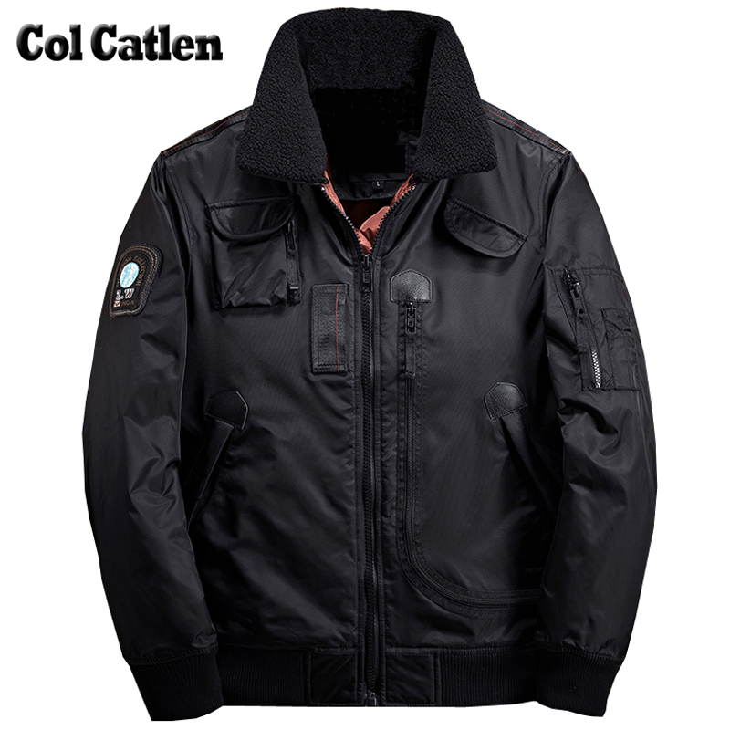 High Quality Winter Jacket Men Fashion Thicked Men's Parkas Warm Outwear Male Jacket and Coats Cotton Padded Clothing Big Size hot sale winter jacket men fashion cotton coat warm parka homme men s causal outwear hoodies clothing mens jackets and coats