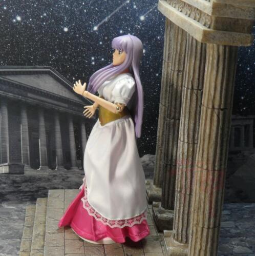 Hong Kong Prductthe godin Athena Saint Seiya Myth Cloth Deluxe Action Figure Pak Kit S17-in Actie- & Speelgoedfiguren van Speelgoed & Hobbies op  Groep 3