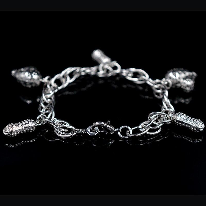 Zonnige sieraden armbanden armbanden bedelkettingen Hoge kwaliteit - Mode-sieraden - Foto 3