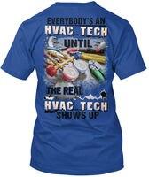 Impressionnant Cvc Tech-Everybodys Un Jusqu'à Ce Que La Vraie Montre Up Prime Tee T-Shirt