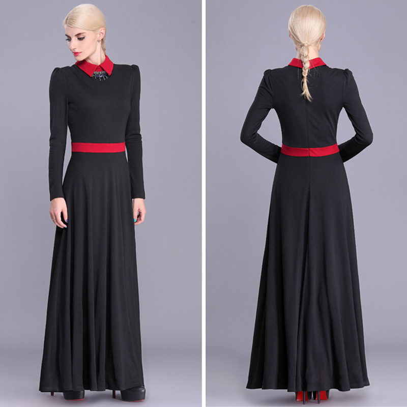 2016 Quality Latest Arab Ladies Fashion Dubai Abaya Muslim Dress Design Islamic Clothing For