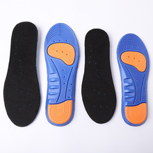 Slow memory rebound with breathable summer EVA insole Mens shock absorption women sports