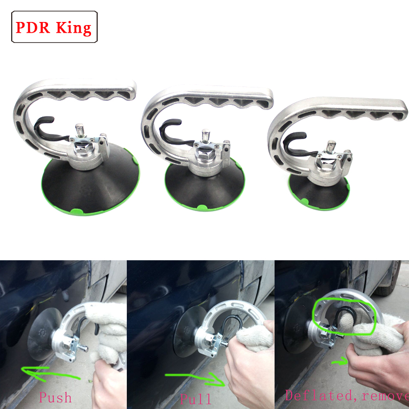Dent Puller Suction Cups No Glue Needed Dent Puller Tools Car Dent Repair Kit Paintless dent repair tools
