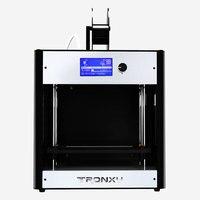 Tronxy 2018 Новый C5 собраны Настольный 3D принтеры Алюминий Frame Высокая точность полное машины Поддержка heatbed TF карты