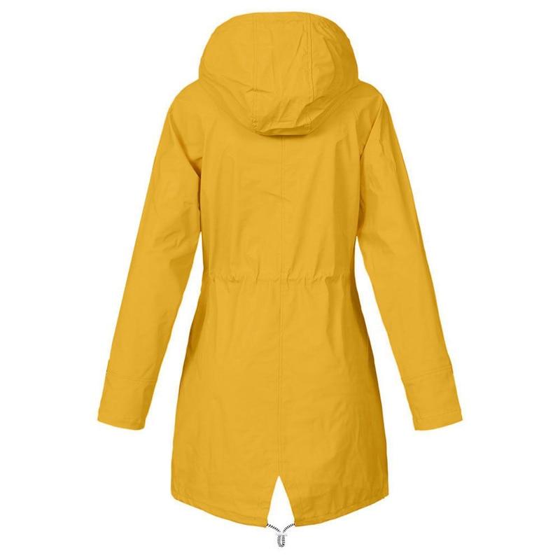 HTB1fYysXUY1gK0jSZFCq6AwqXXa9 LASPERAL 2019 Women Jacket Coat Waterproof  Transition Jacket Outdoor Hiking Clothes Lightweight Raincoat Women's Raincoat