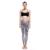 3D cópia do vintage flor rosa inverno quente Harajuku adventure time treino push up spandex plus size leggings mulheres calças de fitness