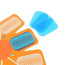 12pcs Hydrogel Gel Stickers For Fitness Abdominal Muscle Stimulator Replacement Pad EMS Trainer Muscle Stimulator Exercise Patch