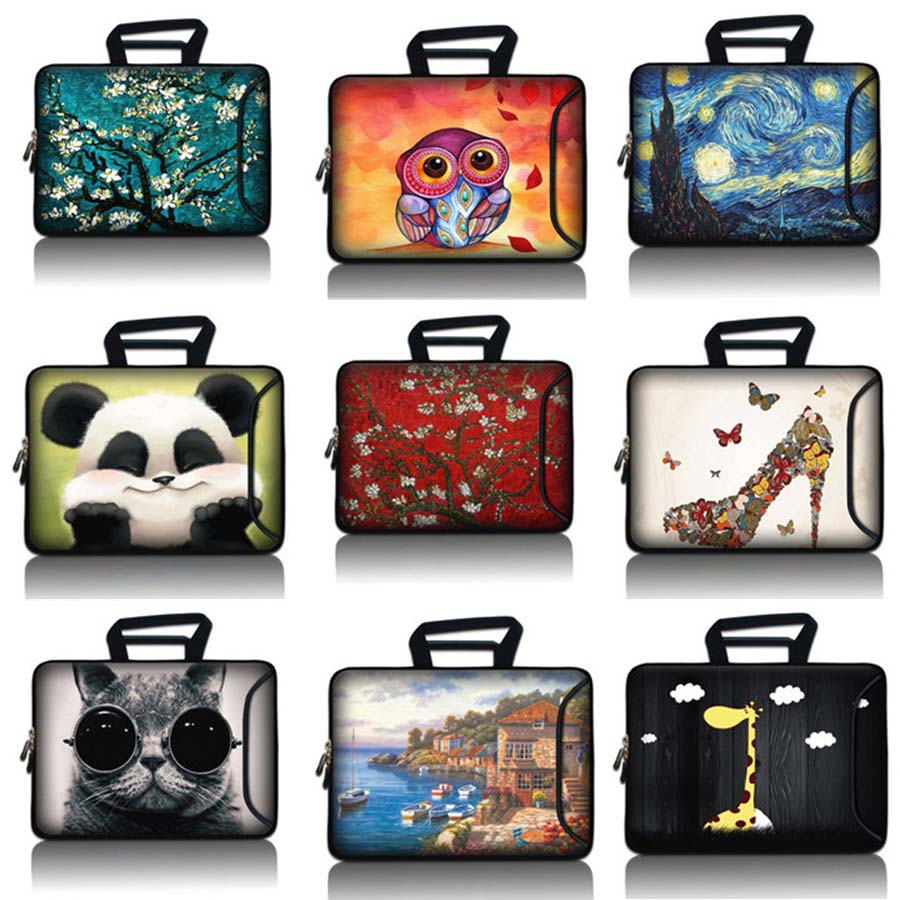 10 1 11 6 13 13 3 14 1 15 15 6 17 17 3 inch Ultrabook protective case handbag Notebook Bag sleeve PC Laptop Briefcase SBP 5022 in Laptop Bags Cases from Computer Office