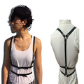 Sexy Luxury BELTS women fashion NEW PUNK STYLE HARNESS adjustable designer across body HARNESS  bondage straps free shipping