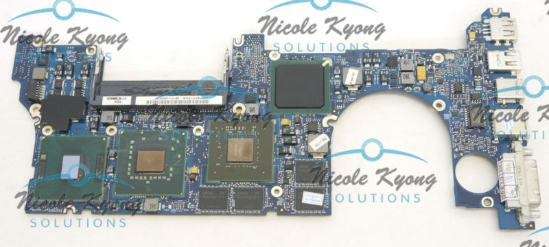 non-defect ver 820-2249-A MB134LL/A 661-4961 2.5GHz T9300 CPU 8600M G84 603 A2 for Macbook Pro 15 A1260 Logic board MotherBoard