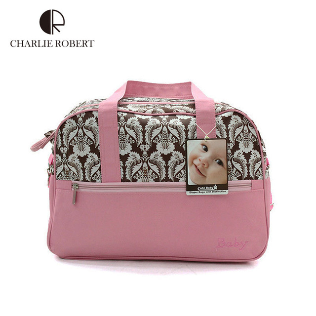 Fashion Designer Diper Bag Baby Bags For Mom Women Tote Bag Waterproof Large Stroller Bag Maternity Baby Changing Handbag HK809