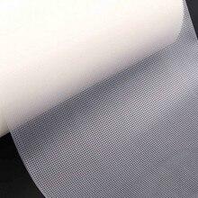 22x10 см белый водорастворимый холст Волшебная холщовая ткань 14ct вышивка крестиком ткань исчезает в воде вышивка для одежды