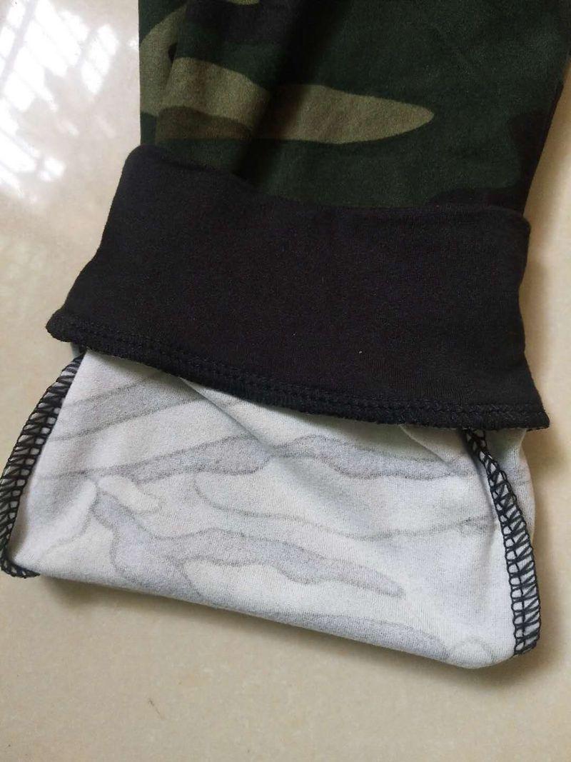 Sweatpants Harem Como Pants Drawstring Pantaloons Loose Female High Waist Pocket 37