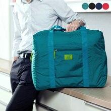 2019 New Droppshiping Foldable Waterproof Travel Handbag Suitcase Storage Bag Large Capacity Shoulder Bags dg88