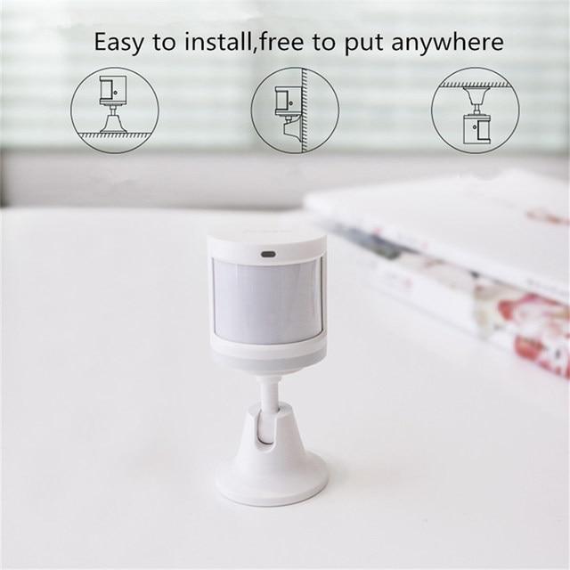 Xiao-mi-mi-jia-aqara-menselijk-Lichaam-Sensor-Smart-Body-Beweging-motion-Sensor-Draadloze-Zigbee-Verbinding