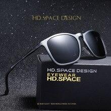 Original New brand Aluminum Magnesium Sunglasses Polarized Sports Men Driving Sun Glasses Male HD polaroid Eyewear With Case