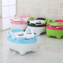 Get more info on the Baby potty toilet bowl training pan toilet seat children's pot kids bedpan portable urinal comfortable backrest cartoon cute pot