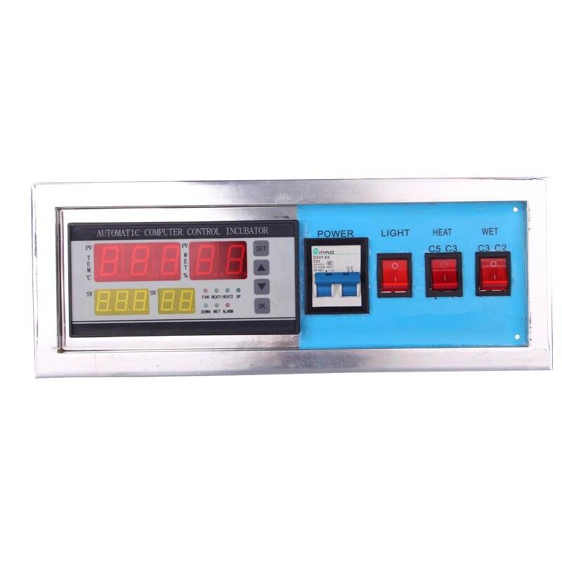 Thermostat d'incubation de capteur de régulateur de température numérique