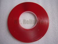 5x 5mm 33 Meters 0 8mm Double Sided Transparent Acrylic Glue Adhesive Tape For Metal Glass