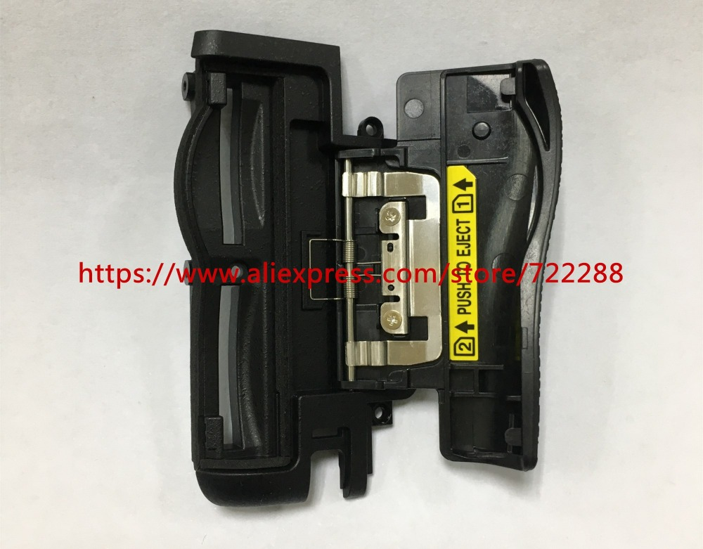 US $54 99 |Repair Parts For Nikon D750 SD Card Slot Cover Door Memory  Chamber Lid Ass'y With Rubber 115J4-in Electronics Stocks from Electronic