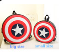 2015 Hot Sale! hero Backpack daily super cool circular backpack  lovers bag chidren school bag