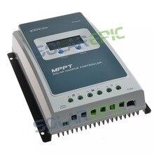 10A 20A Epever MPPT Контроллер заряда 12 В/24 В Tracer батарея Панель Регулятор мощности зарядное устройство Максимальная Пн 60 в Солнечный контроллер