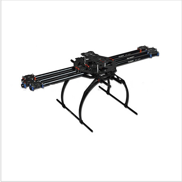 F04788 Tarot FY680 Full Folding Hexacopter Aircraft Frame Aluminum Tubes 6-Axis hexa Copter UFO Kit TL68B02 tarot tl68b14 6 axis aircraft hexcopter fy680 fy650 inverted battery rack ship with tracking number