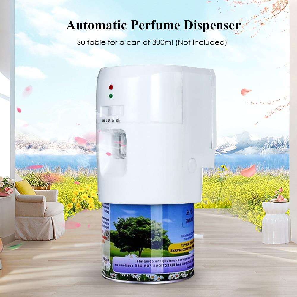 Automatic Air Purify Fragrance Dispenser 300ML Air Freshener Dispenser Spray Wall Mounted Perfume Dispenser For Home Office
